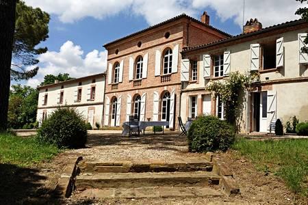 Domaine de Gailhaguet, Salle de location Verfeil  #0