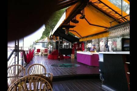 Bateau 'Le Six Huit', Salle de location Paris Austerlitz #0