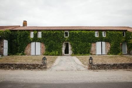 La Villa des Forges, Salle de location Legé Legé #0