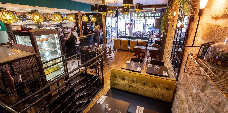 Le Café du Châtelet