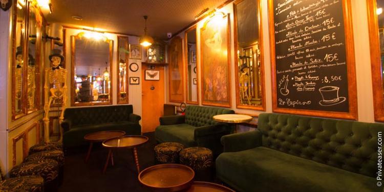 Le Dr Lupin, Bar Paris Pigalle #0