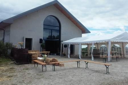 Réception Vignoble Marchais, Salle de location Thouaré-sur-Loire  #0