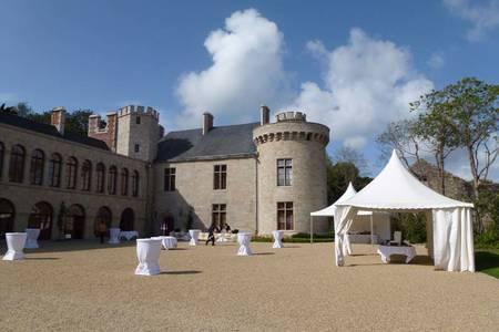 Château de Lauvergnac, Salle de location La Turballe  #0
