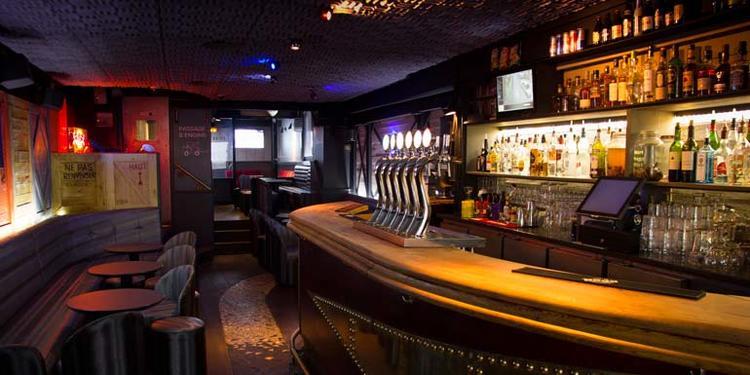 L'IPN, Bar Paris Mouffetard - Place Monge #0