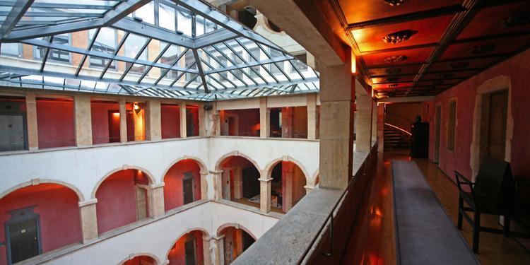 Cour des Loges, Salle de location Lyon  #0