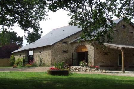 Domaine du Bois d'Andigne, Salle de location Vallons-de-l'Erdre  #0