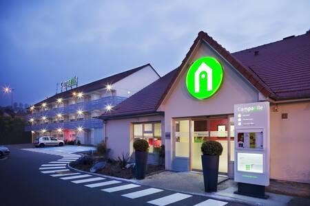 Campanile Epone Hotel, Salle de location Epone  #0
