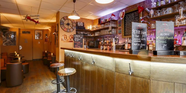 The Be Bop Bar, Bar Paris Batignolles #0