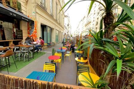 Le 153, Bar Paris Beaubourg - Sébastopol #0