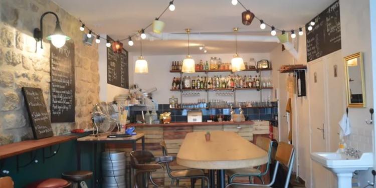 La P'tite Charonne, Bar Paris Charonne #0