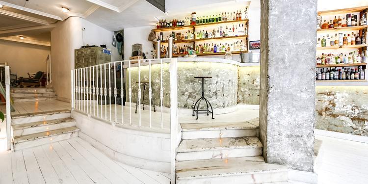 Hamper, Bar Madrid Chamberí #3