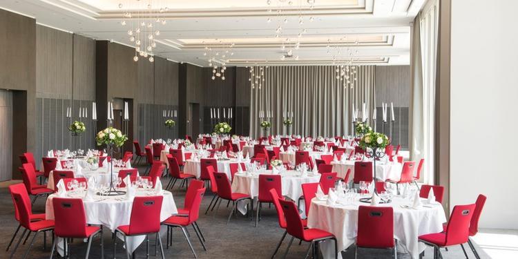 Lyon Marriott Hôtel Cité Internationale, Salle de location Lyon Cité internationale #0