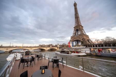 Le Bateau Paris Iena, Salle de location Paris Tour Eiffel #0