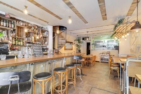 Le John Circus, Bar Paris Château d'Eau #0