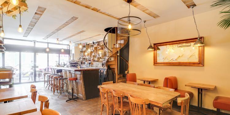 Le John Circus, Bar Paris Château d'Eau #5
