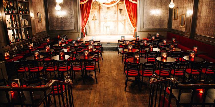 Le Comedy Club, Salle de location Paris Bonne Nouvelle #0