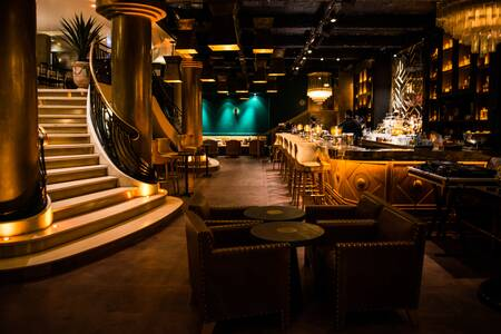 Le Manko : la Mezzanine, Salle de location Paris Champs-Elysées #0