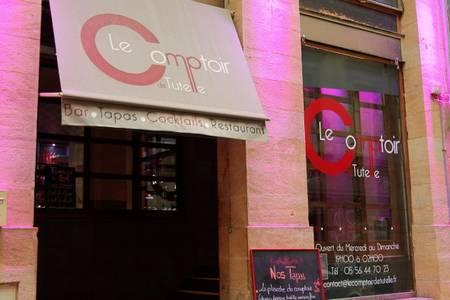 Le Comptoir de Tutelle, Salle de location Bordeaux Centre ville #0