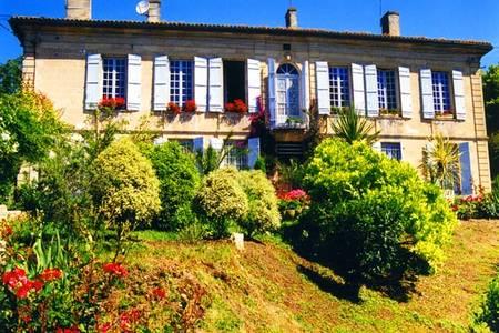 Château Bouchereau, Salle de location Caudrot Caudrot #0
