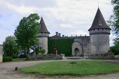 Château de Mouchac, Salle de location Grézillac Grézillac #0