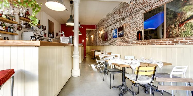 Menomale, Restaurante Madrid Conde Duque #2