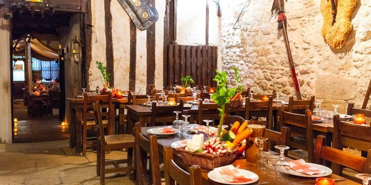 Nos Ancêtres les Gaulois, Restaurant Paris Ile Saint-Louis #0