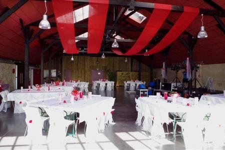 Espace La Forge, Salle de location Portets  #0