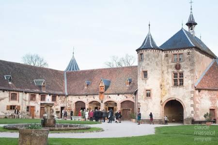 Château de Thanville, Salle de location Thanvillé Thanvillé #0