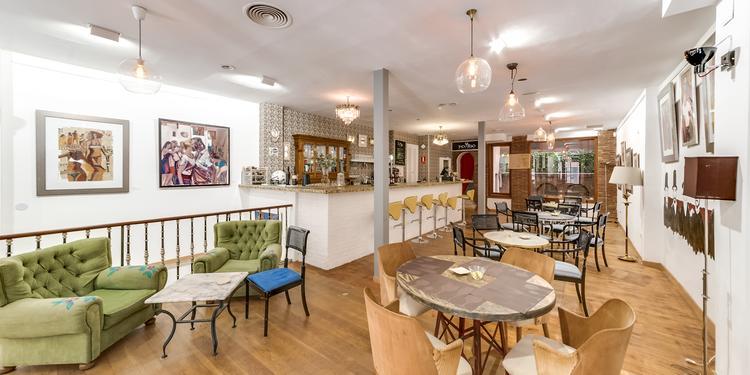 Café Pombo, Sala de alquiler Madrid Ópera #0