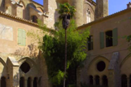 Abbaye de Valmagne, Salle de location Villeveyrac  #0