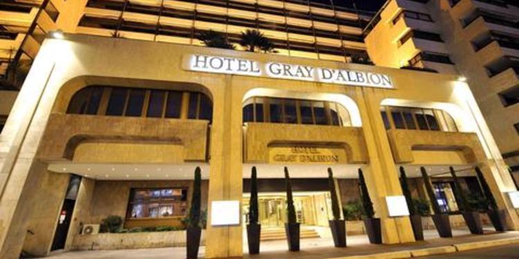 Hôtel Barrière Le Gray d'Albion, Salle de location Cannes  #0