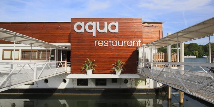 Aqua Restaurant, Restaurant Suresnes Porte Maillot #0