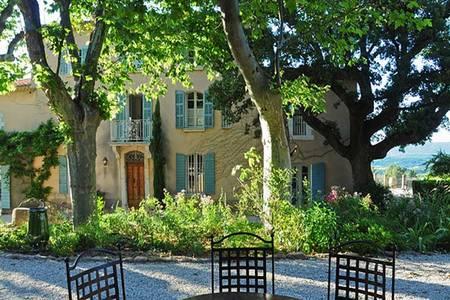 Château Grand Boise, Salle de location Trets  #0