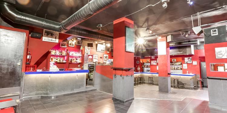 El Penta, Bar Madrid Malasaña #1
