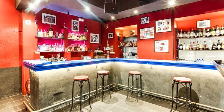 El Penta, Bar Madrid Malasaña #3