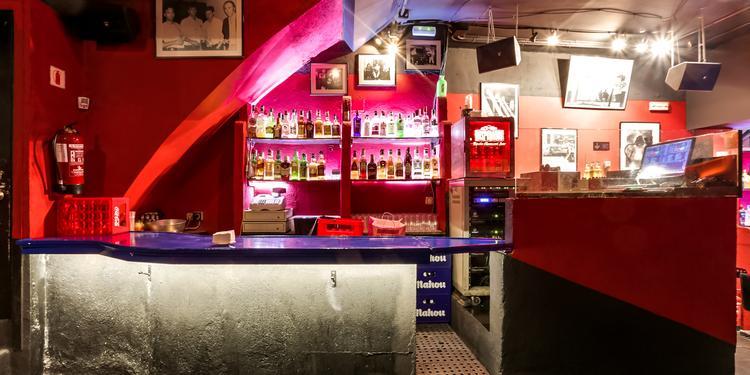 El Penta, Bar Madrid Malasaña #4