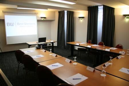 Best Western Hôtel Les Capitouls Toulouse Centre, Salle de location Toulouse Jean Jaurès #0