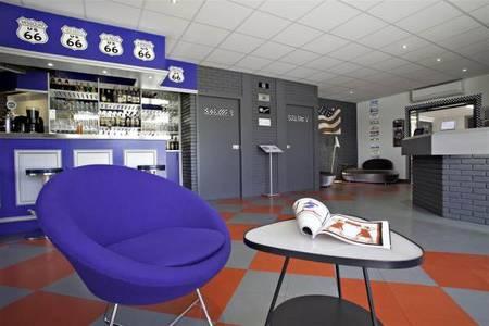 Best Western Bordeaux Aeroport, Salle de location Mérignac Mérignac #0