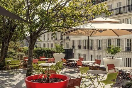 Le 18.75 Bar Lounge, Salle de location Paris Montmartre #0