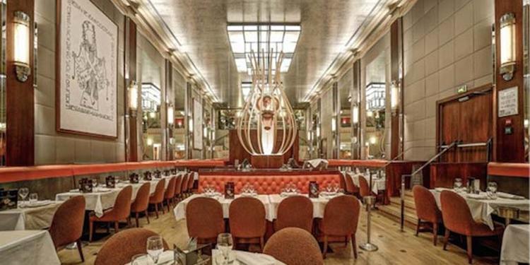 Le Boeuf sur le Toit, Restaurant Paris Grand Palais #0