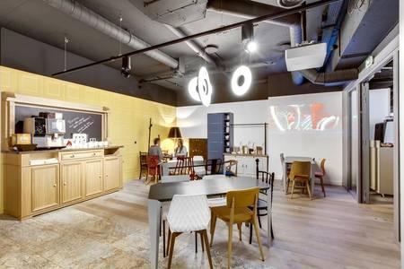 Mercure Paris Gare Montparnasse : La Kitchen, Salle de location Paris Montparnasse #0