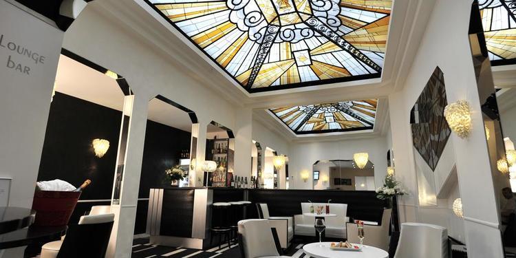 Mercure Paris Opéra Faubourg Montmartre, Salle de location Paris Grands Boulevards #0