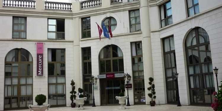 Mercure Paris Gobelins Place d'Italie, Salle de location Paris Place d'Italie #0
