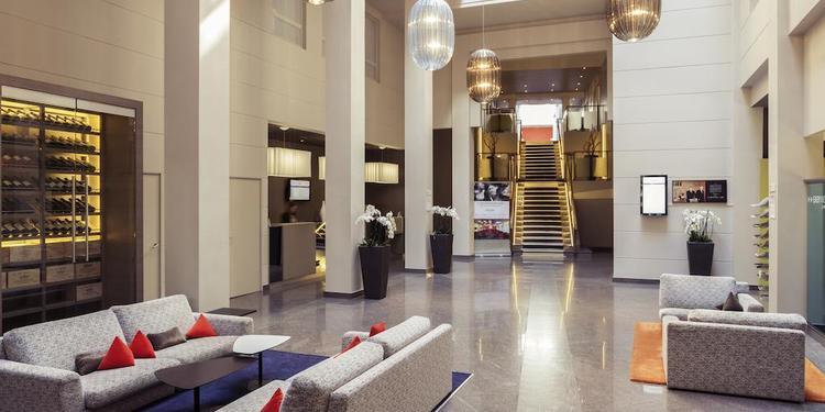 Mercure Nantes Centre Grand Hôtel, Salle de location Nantes  #0