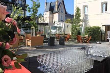 Atelier Hoche Et La Closerie Deauville, Salle de location DEAUVILLE  #0