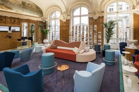 Mercure Lyon Centre Château Perrache, Salle de location Lyon Perrache #0