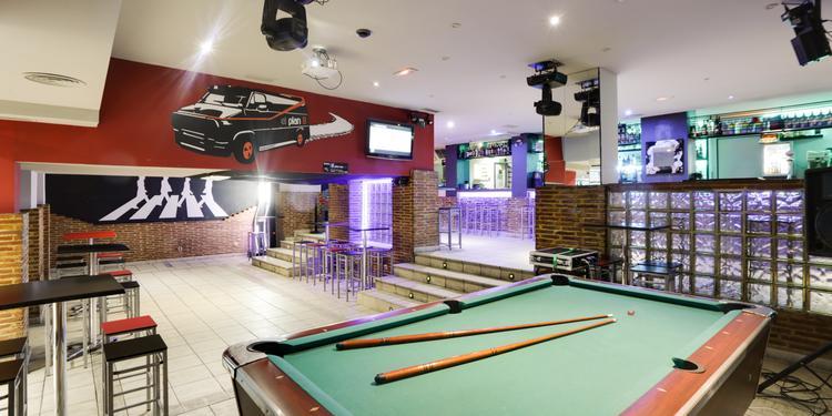 El Plan B, Bar Madrid Moratalaz #2