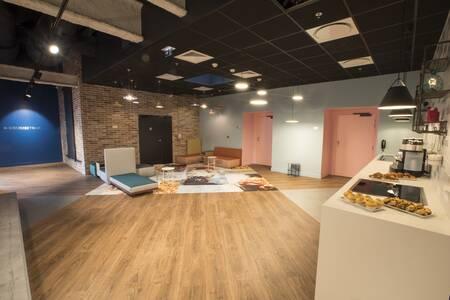 Novotel Lyon Confluence, Salle de location Lyon Confluences #0