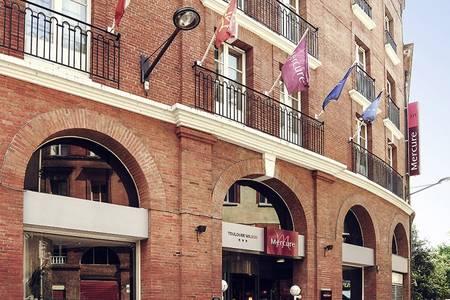 Mercure Toulouse Centre Wilson Capitole, Salle de location Toulouse Jean Jaurès #0