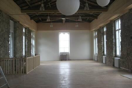 Domaine De La Guerie, Salle de location COUTANCES  #0